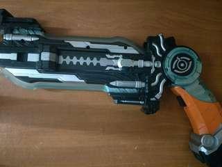 Kamen Rider Ghost DX Gan Gun Saber