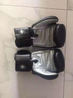 正宗泰國拳套