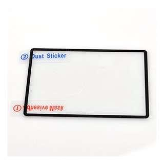🚚 GGS Self-Adhesive Optical Glass LCD Screen Protector Canon 70D 80D