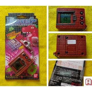 1997 Digimon Vpet Ver.1 Brown