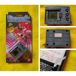Digimon1997 Vpet Ver.1 Brown