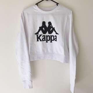 Kappa Cropped Top BNWT