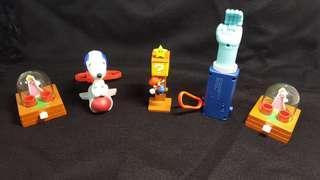 🚚 麥當勞玩具