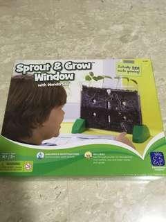 Plant growing set