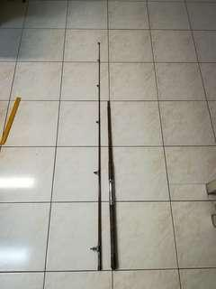 "Garcia 2142 Conolon Custom 7'3"" spinning rod"