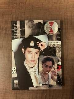 WTT/WTS EXO Don't mess up my tempo PC/Postcard/Poster
