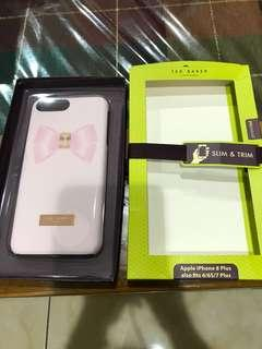 🚚 全新英國TED BAKER Golden bow Iphone6/6s 7/8plus case 手機殼