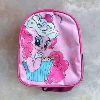 My Little Pony Small Backpack (Pinkie Pie)