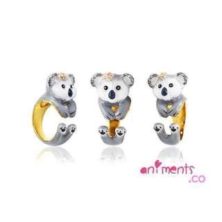Australia Koala Ring