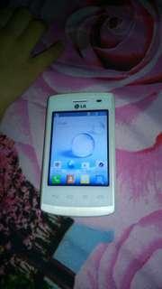 LG android optimus L1 II E-410