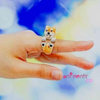 Pomeranian Ring