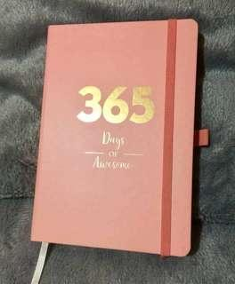 Limelight 365 Days of Awesome 2019 National Bookstore Planner