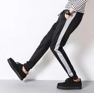 Korean Style Sweat/Track Pants