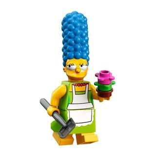 Lego 71006 The Simpsons House - Marge Simpson Minifigure