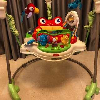 Fisher Price Rainforest Jumperoo (USA imported)