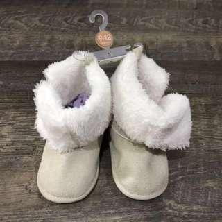 BN Carters soft Baby Winter Booties