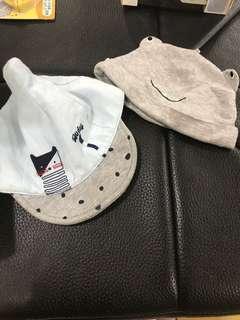 🚚 男幼童帽子組