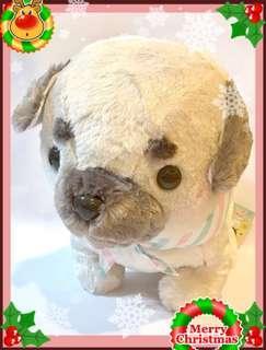AMUSE Large Dog - Pug Heiwei Plush