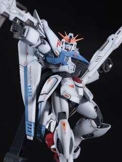 🈹️ MG Gundam F91 ver.2.0 專業完成品