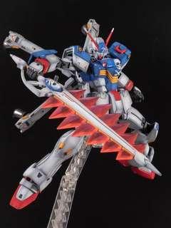 🈹️ Bandai Premium MG Crossbone Gundam X-3 專業完成品