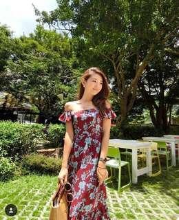 Dress 魚尾長裙