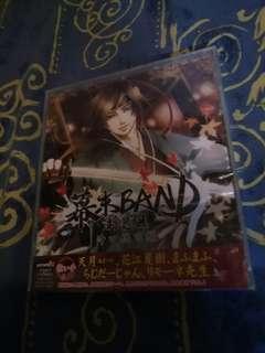 (全新未開封) 幕末BAND 歌集 日版cd