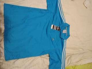 Adidas climacool collared shirt