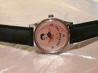 毛澤東 誕辰一百週年紀念手錶 38mm 手動上鏈 款式獨特 1993年生產 保存良好 行走精神