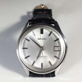 1960s Seiko Seikomatic-R 30 Jewels Automatic Watch