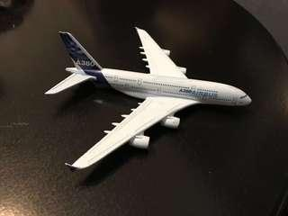 Passenger Plane Model - A380