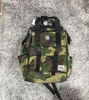 BRANDNEW | New York Yankees Cordura Camouflage Bag
