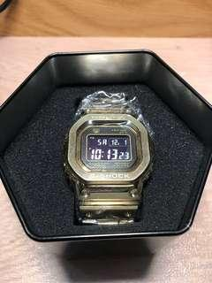 Casio G-Shock All metal limited edition watch