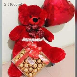TEDDY BEAR GIFT SET