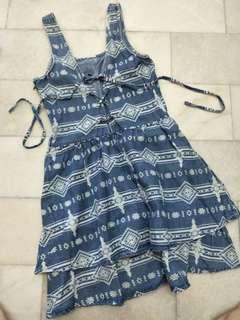 🌸Topshop Aztec Dress