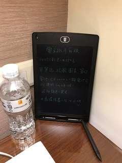 🚚 10吋(彩色)電子紙手寫板