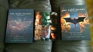 the dark knight trilogy dvd