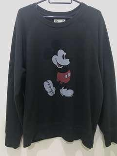 Mickey Sweater in Dark Brown