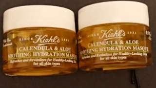 Kiehl's 金盞花蘆薈鎮靜保濕凍膜 Sample/旅行裝 [100%New] #sellfaster