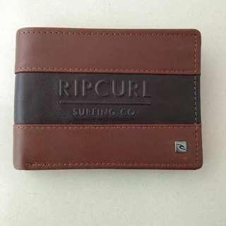 Ripcurl Boss Wallet RFID All Day Brown