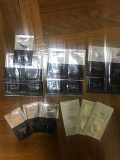 Ipsa samples * 19 packs