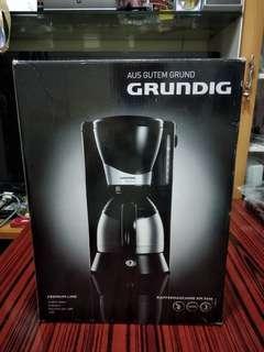 Grundig 咖啡机 KM5040   Grundig Coffee Maker KM5040