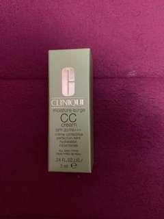 Clinique CC Cream Natural Fair SPF30 PA+++ #sellfaster