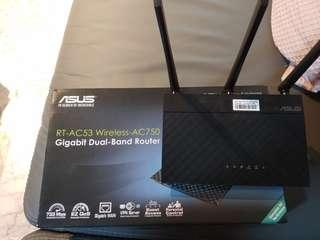 Asus Router (used for 5 months only)