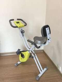 輕便室內健身單車