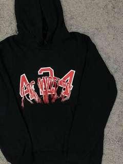 424 x Doublet 刺繡 hoodies