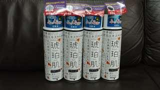 日本琥珀肌化妝水(滋潤型)
