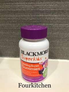 現貨Blackmores Superkids Growing Bones (Calcium & Vitamin D3) 60 Gummies 兒童軟糖