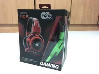 Brand New Gaming Headphones!