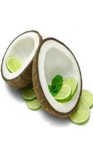40ml Coconut Lime Verbana Fragrance Oil (Soap & Candle making)