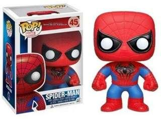 Funky pop Spiderman (45) - The Amazing Spider man 2